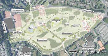 Sanierung des Kurparks kostet vier Millionen Euro: Neuer Teich, Festwiese, Skywalk und Klimapavillon in Bernkastel-Kues geplant - Trierischer Volksfreund