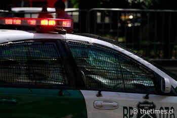 Conductor ebrio atropelló y mató a una persona en La Pintana - THE TIMES CHILE