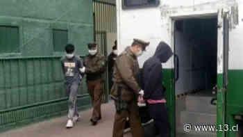 """Delincuencia en plena pandemia: Persecución en La Pintana y detención de la """"Banda del Guatón"""" - 13.cl"""