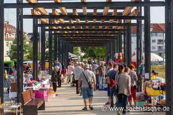 Flohmarkt in Freital fällt aus - Sächsische Zeitung