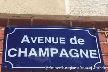 Epernay : comment l'Avenue de Champagne sort du confinement et déroule le tapis rouge aux touristes - France 3 Régions