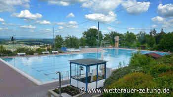Butzbacher Schwimmbäder: Schlechte Aussichten für Schwimmer - Wetterauer Zeitung