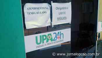 Moradores reclamam de atendimento em tendas em UPA de Ceres - Jornal Opção