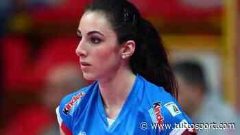 Giulia Mancini da Filottrano a Macerata - Tuttosport