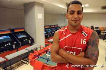 Marcelo Vidal nuevo jugador de Cobán Imperial - Publinews Guatemala