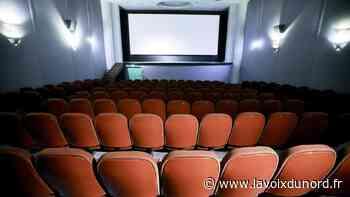 Avesnes-sur-Helpe : coup de fraîcheur sur le cinéma le Caméo en chantier - La Voix du Nord