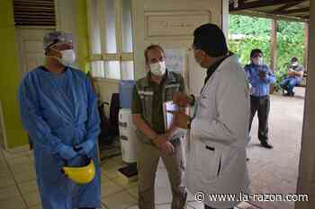 Colapsa y falta oxígeno en el Hospital Roberto Galindo de Pando - La Razón (Bolivia)