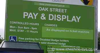 Labour councillors call on Cheshire East leader to reverse car parking decision - Cheshire Live