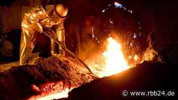 Altmaier will sich für Stahlindustrie stark machen - rbb-online.de
