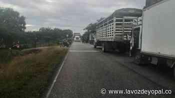 Dos personas fallecieron en accidente de tránsito en Hato Corozal - Noticias de casanare - La Voz De Yopal