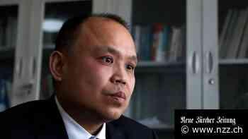 China: Rechtsanwalt Yu Wensheng sass zwei Jahre im Gefängnis - Neue Zürcher Zeitung