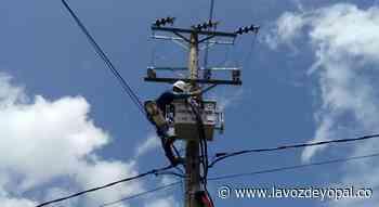 Algunos sectores del área rural de Aguazul se quedará sin energía el día de hoy - Noticias de casanare - La Voz De Yopal