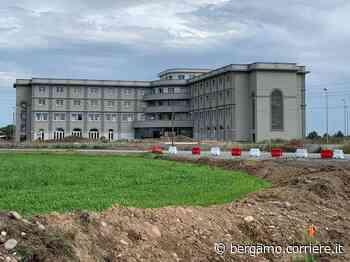 Caravaggio, pronto ora l'hotel vicino al Santuario pensato per Expo 2015 - Corriere Bergamo - Corriere della Sera
