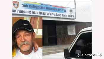 Cicpc arresta a cinco sujetos por desaparición de un sexagenario en Charallave - El Pitazo