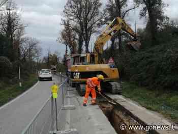 Acquedotto Santa Colomba, sostituiti metri di condotta per Bientina e Calcinaia - gonews.it - gonews