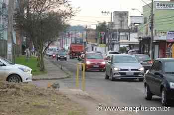 Avenida Santos Dumont continua parcialmente interrompida - Engeplus