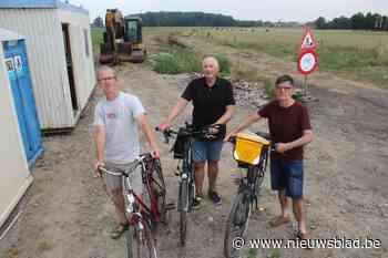 Fietsersbond wil nieuwe fietssnelweg tunnelen onder Noorderr... (Kortemark) - Het Nieuwsblad