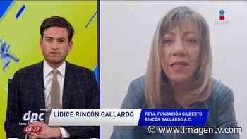 Lídice Rincón Gallardo defiende al CONAPRED Imagen Televisión - Imagen Televisión