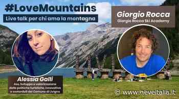"""#LoveMountains. Quarto appuntamento con Giorgio Rocca e Alessia Galli da Livigno. """"Bellissimo dormire a contatto con la natura' - NEVEITALIA.IT"""