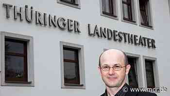 Theater Rudolstadt: Intendant Steffen Mensching verlängert - MDR