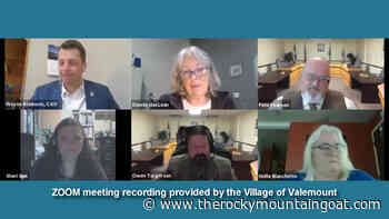 Valemount council: Land surveys, water supply, affordable housing for women and children - The Rocky Mountain Goat