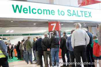 SALTEX 2021 : New spring date welcomed by industry - The Landscaper