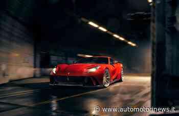Ferrari 812 GTO, il nuovo V12 sfreccia a Fiorano: sound unico – Video - AutoMotoriNews