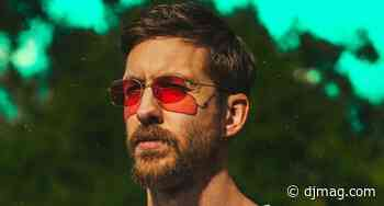 Calvin Harris announces his Defected debut, 'Live Without Your Love' - DJ Mag