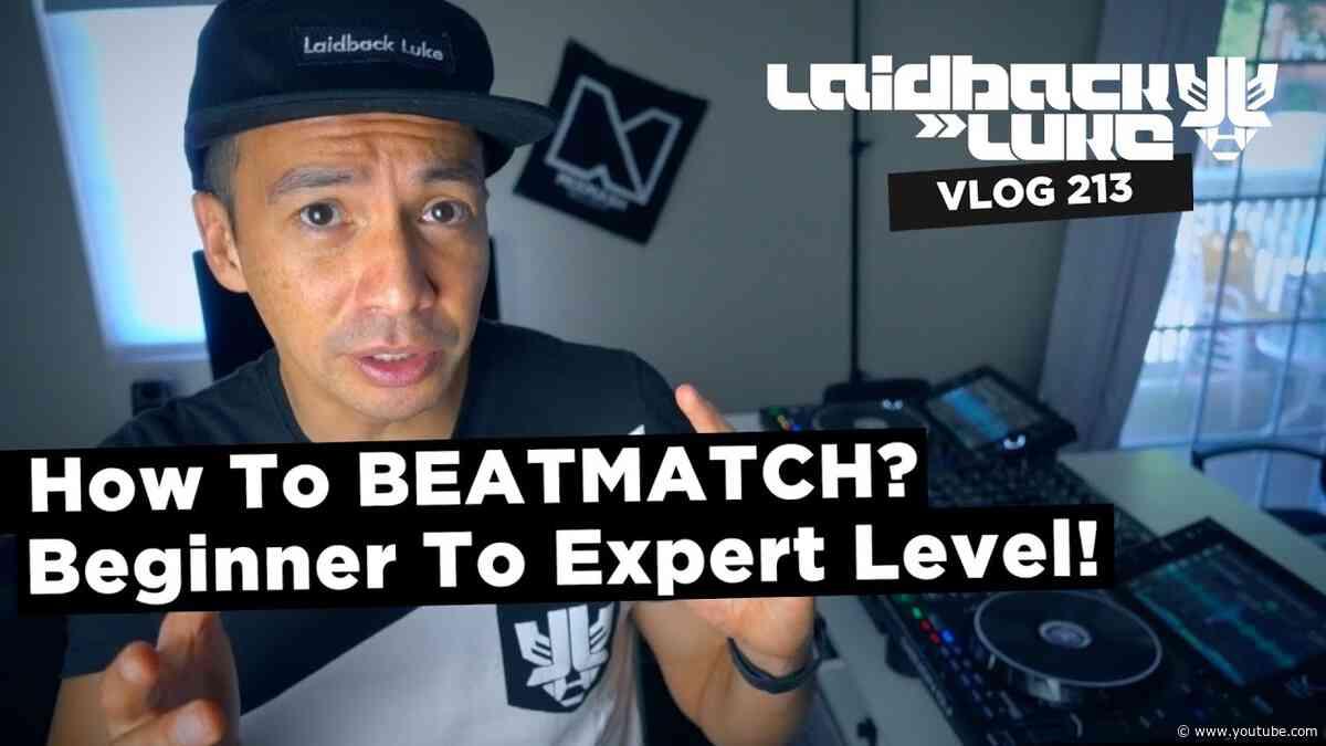 How To BEATMATCH? Beginner To Expert Level!