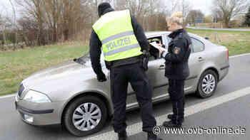 Mit über 1,00 Promille am Steuer: Mann (41) muss sich strafrechtlich verantworten - ovb-online.de