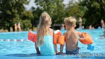 So geht es heuer mit den Schwimmbädern in Siegsdorf und Traunreut weiter - chiemgau24.de
