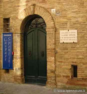 MAIOLATI S. / La Casa Museo Spontini riapre le porte alle visite - QDM Notizie