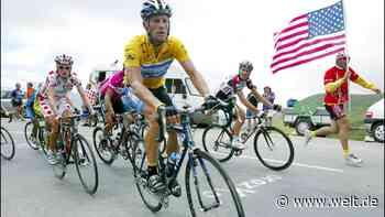 """Lance Armstrong: """"Das ist vermutlich das Schlimmste, was ich getan habe"""" - WELT"""