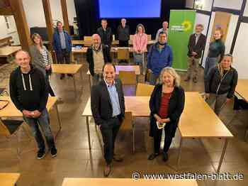 "Juan Carlos Palmier hat ""mehr grüne Ideen"" - Westfalen-Blatt"