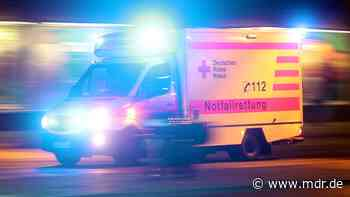 Gotha: Zehnjährige von Auto erfasst und schwer verletzt - MDR