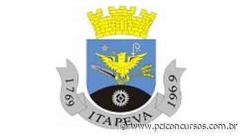 Prefeitura de Itapeva - SP suspende provas de Concurso com 18 vagas - PCI Concursos