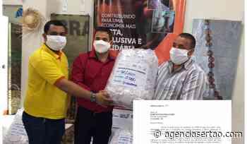Setre e Cesol entregam 4 mil máscaras para distribuição em Guanambi - Agência Sertão