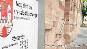 Eschweger Rathaus hat Corona zur Umstrukturierung genutzt - werra-rundschau.de