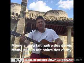 Bernard Sorbier chante le Vaucluse à Pernes et Carpentras - La Provence