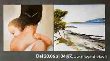 Omegna: al Forum la mostra personale di Giselda Poscia - Novara Today
