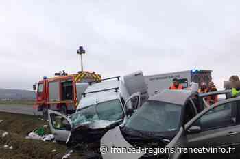 Boran-sur-Oise (60) : une femme de 88 ans meurt dans un accident de la route - France 3 Régions