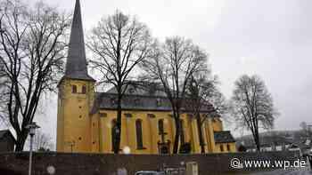 Wenden: Ab Montag darf in der Kirche wieder gesungen werden - WP News