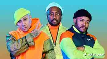 "Black Eyed Peas Recruit DJ Snake to Produce ""Action"" from New Album - EDM.com"