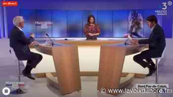 Seclin : le duel Debreu-Cadart sur France 3 avant le verdict des urnes - La Voix du Nord