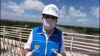 En Bolívar, puente Arenal- Soplaviento llega al 95% de ejecución - Caracol Radio