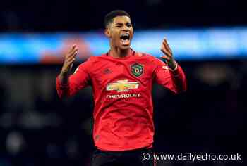 Lawrie McMemeny pays tribute to Manchester United's Marcus Rashford