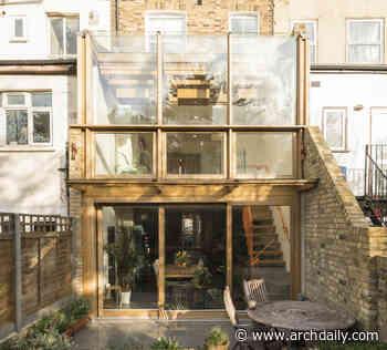 Haringey Glazed Extension / Satish Jassal Architects - ArchDaily