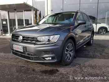 Vendo Volkswagen Tiguan 1.6 TDI SCR Style BlueMotion Technology usata a Portogruaro, Venezia (codice 7627929) - Automoto.it