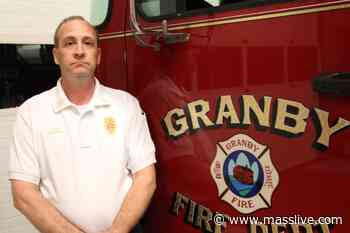 Granby fire chief John Mitchell, suspended 30 days for 'dangerous' driving, calls punishment 'excessive' - MassLive.com