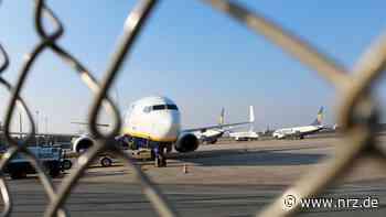 Landrat wirbt für 1000 Jobs am Flughafen Weeze – und um Geld - NRZ
